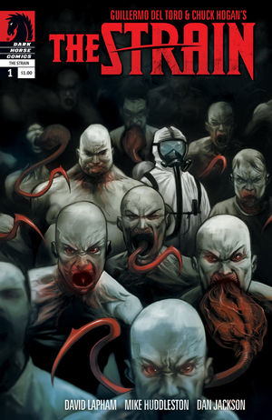 The Strain Comic Book issue 1
