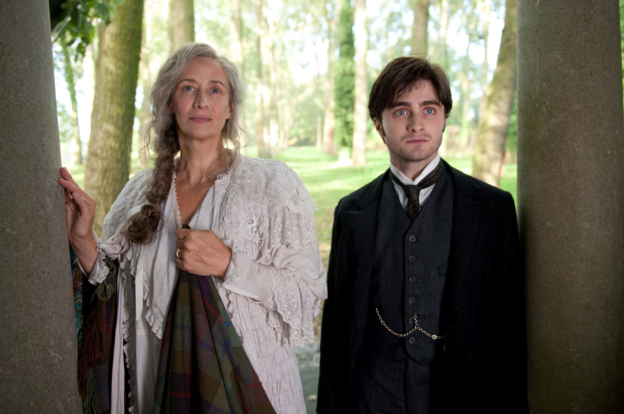 The Woman In Black Daniel Radcliffe