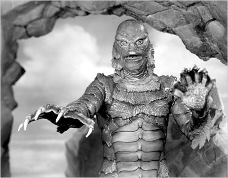 Creature from the Black Lagoon to be remade