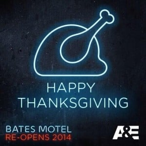 Bates Motel Thanksgiving