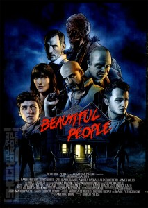 Beautiful People horror movie poster