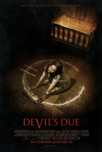 Devils Due International Poster 2