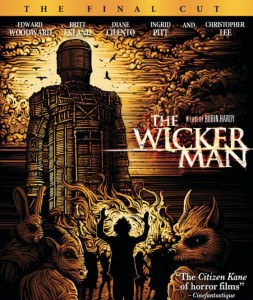 The Wicker Man Blu-ray