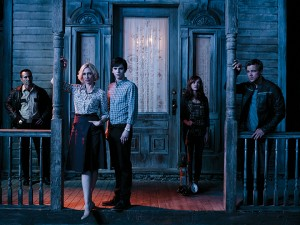 Bates Motel group shot