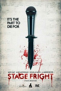 Stage Fright SXSW poster