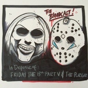 The Bloodcast Jason Voorhees