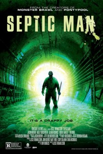 Septic Man Poster theatrical