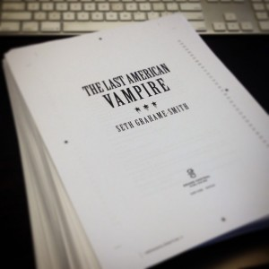 the Last american vampire proof