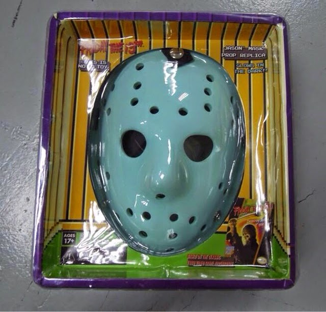 Package Art Revealed For Neca S 8 Bit Jason Voorhees Mask