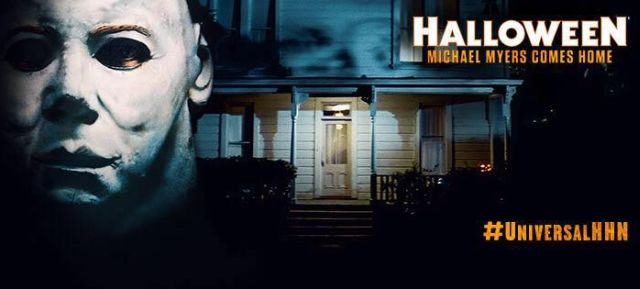 michael myers comes home for universal studios halloween horror nights - Halloween Video Game Michael Myers