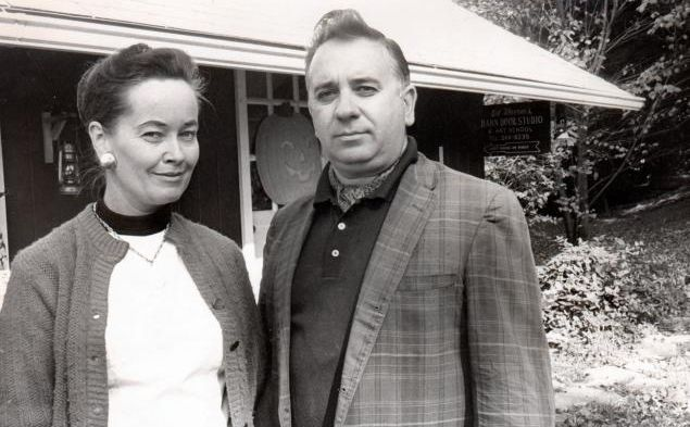 Based on True Case Files: Ed and Lorraine Warren in Film.