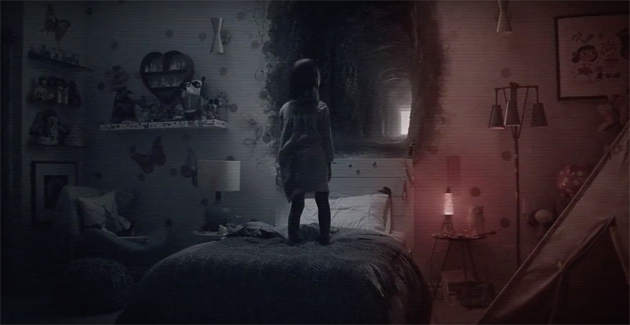 Paranormal Activity: The Ghost Dimension to Close This Year's Screamfest.