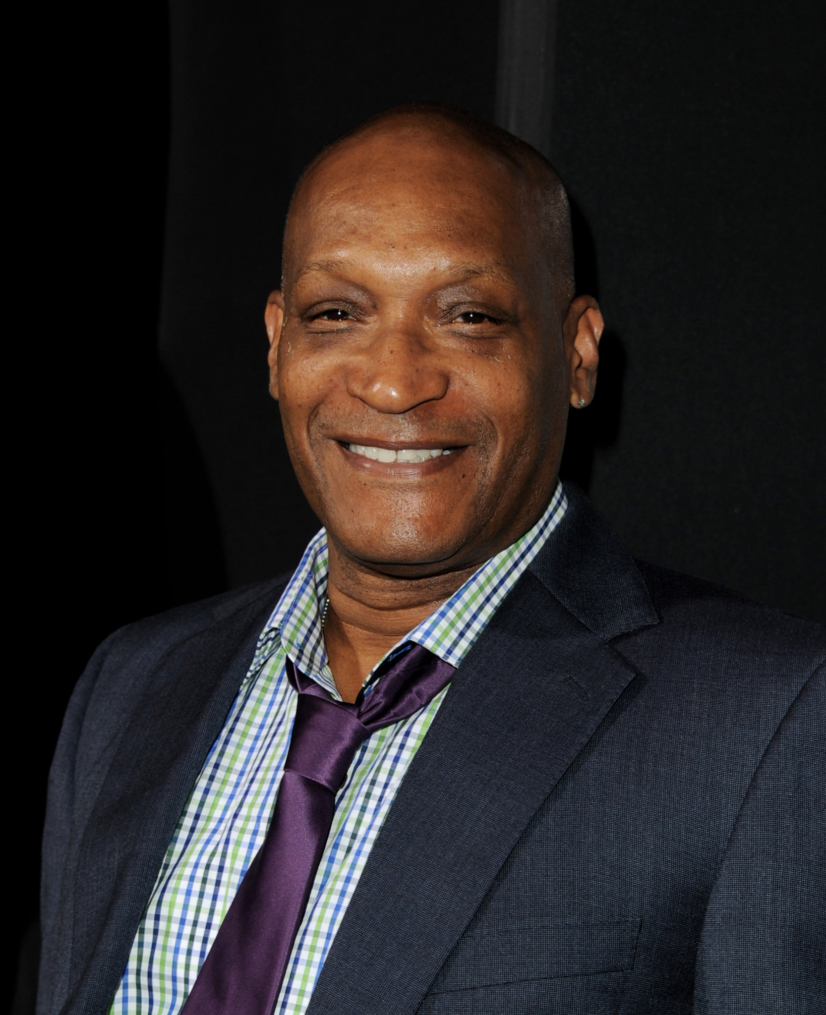 LOS ANGELES, CA - AUGUST 10: Actor Tony Todd arrives at a screening of New Line Cinema's