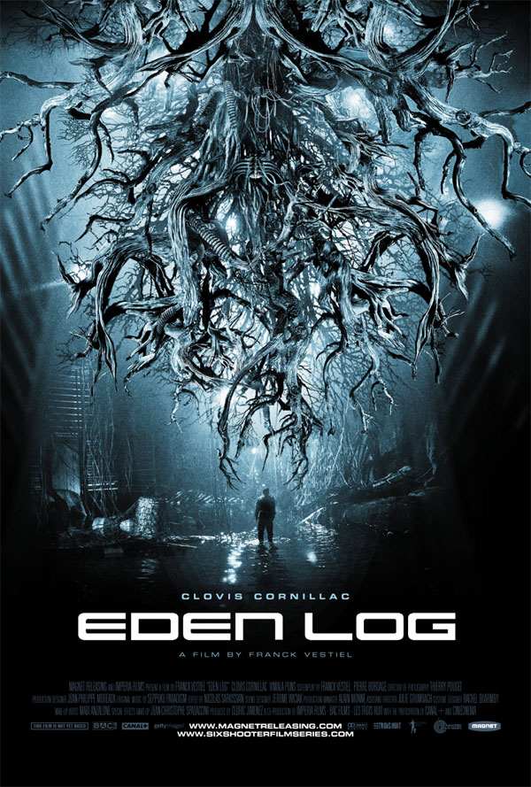 Eden Log Poster from Magnet Releasing