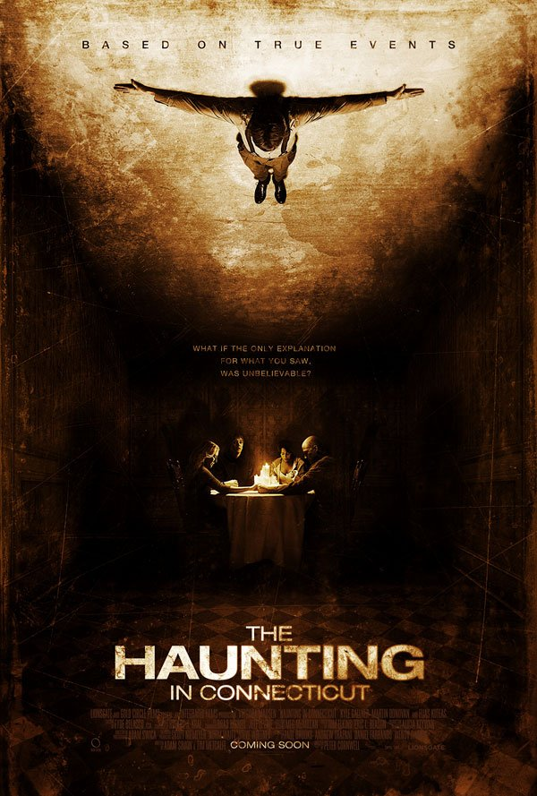 Haunting in Connecticut Poster