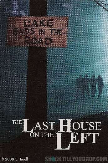 Last House on the Left remake AFM poster
