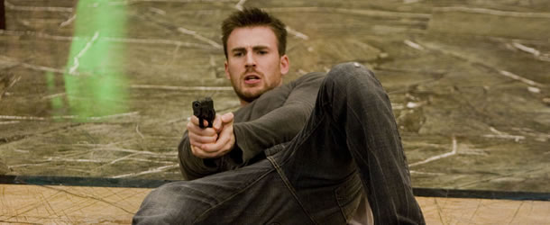 Push is another one of the Chris Evans movies on this list that features super-powered characters.