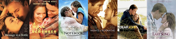 compare and contrast essay on nicholas sparks books