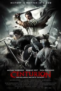 'Centurion' Movie Poster