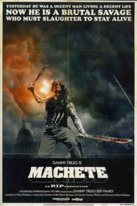 'Machete' Movie Poster