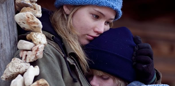 Winter's Bone was one of the first Jennifer Lawrence movies.