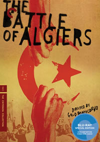 The Battle of Algiers Criterion cover