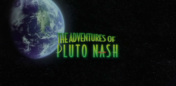 I Finally Watched 'The Adventures of Pluto Nash'