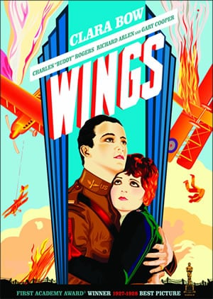 Wings on DVD and Blu-ray