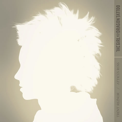 The Girl with the Dragon Tattoo soundtrack cover art