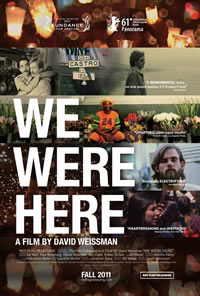 We Were Here poster