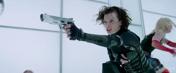 Resident Evil 5 Retribution Teaser Trailer Debuts Comingsoon Net