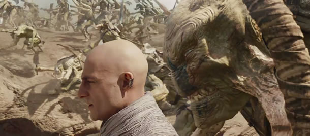 First clip from John Carter