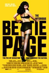The Notorious Bettie Page Movie Review