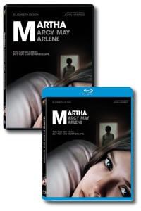 Martha Marcy May Marlene on DVD Blu-ray today