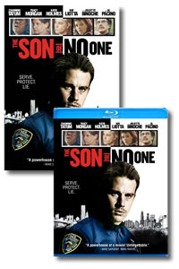 The Son of No One on DVD Blu-ray today
