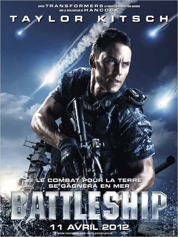 Battleship international poster
