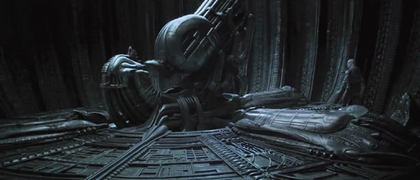 deconstruction of ridley scotts alien As the director revisits the horrors of space in may 19's prequel, 'alien: covenant,'  he reveals that he was fifth in line to direct the original.