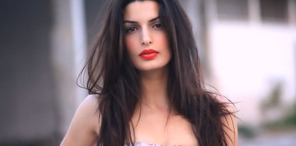 Tonia Sotiropoulou will be one of the new Bond Girls in Skyfall