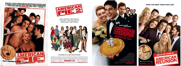 movies like american pie