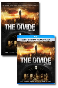 The Divide on DVD Blu-ray today