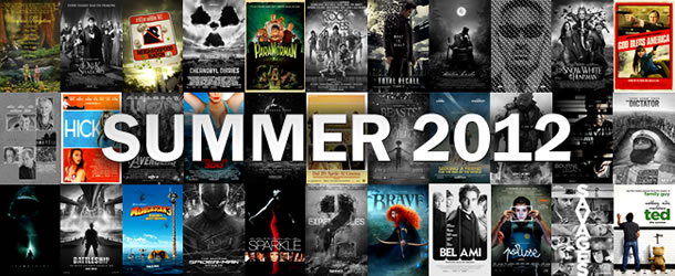 Movies of 2012