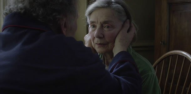 Amour movie trailer