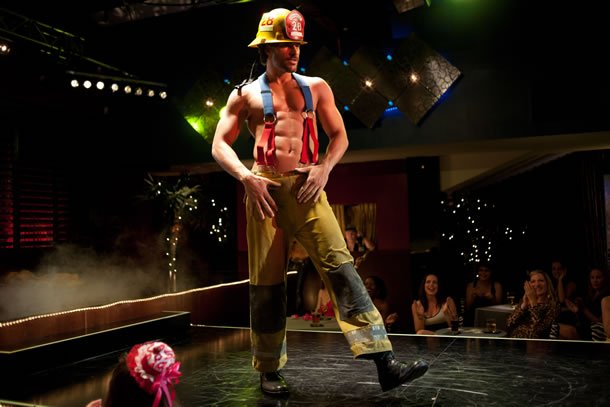 Joe Manganiello in Magic Mike