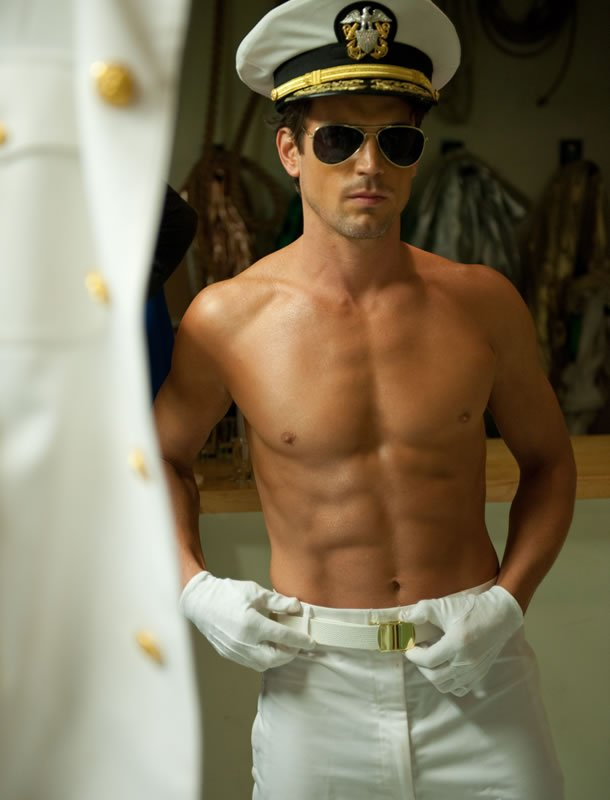 Matt Bomer in Magic Mike