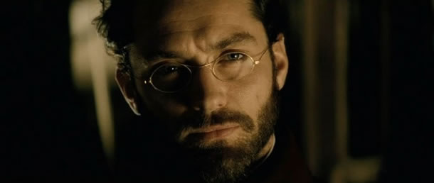 Jude Law in Anna Karenina