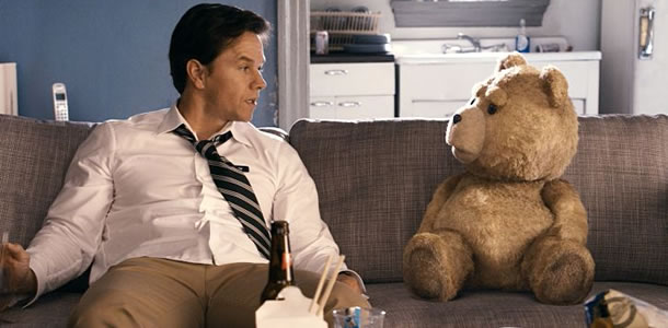Ted (2012) movie review