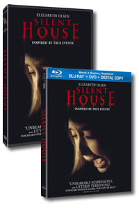 Silent House on DVD Blu-ray today