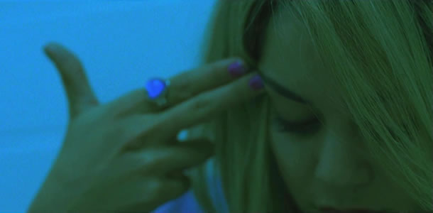 Clip from Spring Breakers
