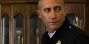 Jake Gyllenhaal in End of Watch