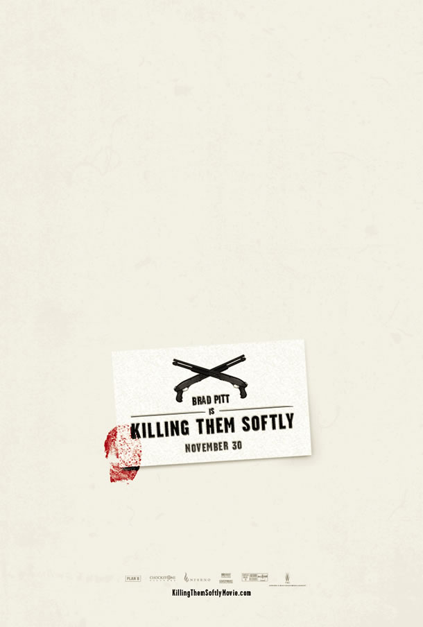 Killing Them Softly Mondo Poster #3